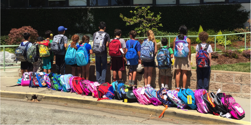 Help a Child… Help Your Community… SAMARITAN HOUSE BACK TO SCHOOL SUPPLY DRIVE