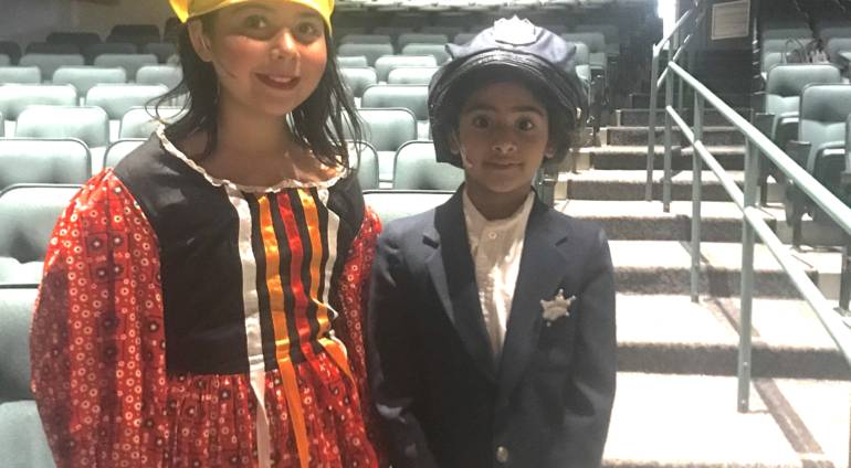 Serendipity Students Perform at Local Children's Theater